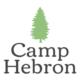 Camp Hebron logo.