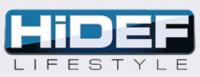 HiDEF Lifestyle logo.
