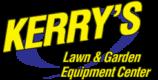 Kerry's Lawn and Garden Equipment Center logo.