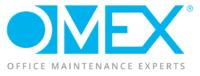 OMEX logo.